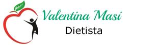 Dietista Valentina Masi Sticky Logo