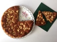 torta di mele e ricotta